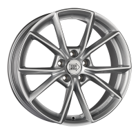 1000 Miglia MM035 8x18 5x112 ET 39 Dia 66,6 (matt anthracite polished)