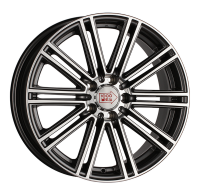 1000 Miglia MM1005 8x18 5x112 ET 35 Dia 66,6 (matt anthracite)