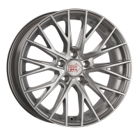 1000 Miglia MM1009 8x18 5x112 ET 45 Dia 66,6 (silver high gloss)