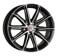 1000 Miglia MM1007 7,5x17 5x108 ET 40 Dia 63,4 (dark anthracite polished)