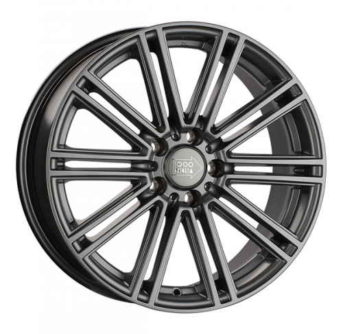 Диски 1000 Miglia MM1005 7,5x17 5x112 ET 45 Dia 66,6 (matt anthracite)