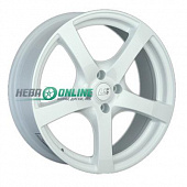 Литой диск LS Wheels LS357 7x17 4x98 ET 28 Dia 58,6 (white)