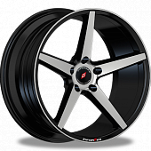 Литой диск Inforged IFG7 8,5x19 5x108 ET 45 Dia 63,3 (matt black machined)