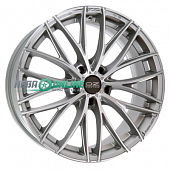 Литой диск OZ Racing Italia 150 7x17 4x98 ET 37 Dia 68 (matt race silver diamond cut)