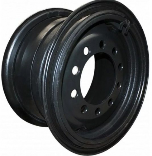Accuride M28DS37 12x21 5x286 ET 100 Dia 222 (black)